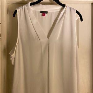 Vince Camuto blouse- sleeveless